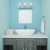Classically Redefined<sup>®</sup> Oval Above-Counter Vitreous China Bathroom Sink CWH