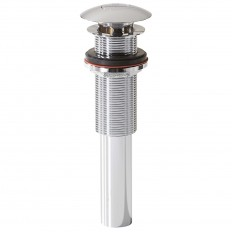 Decorative Push Button Umbrella Top Drain