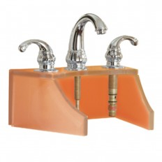 Faucet stand for Above-Counter Vessels
