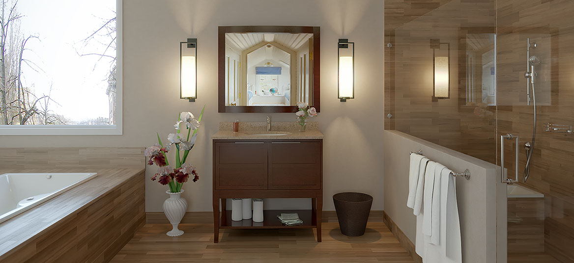 Aura 36in Bathroom Vanity