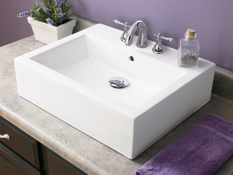 Bathroom Sinks Furniture Vanity Decolav 36 Inch