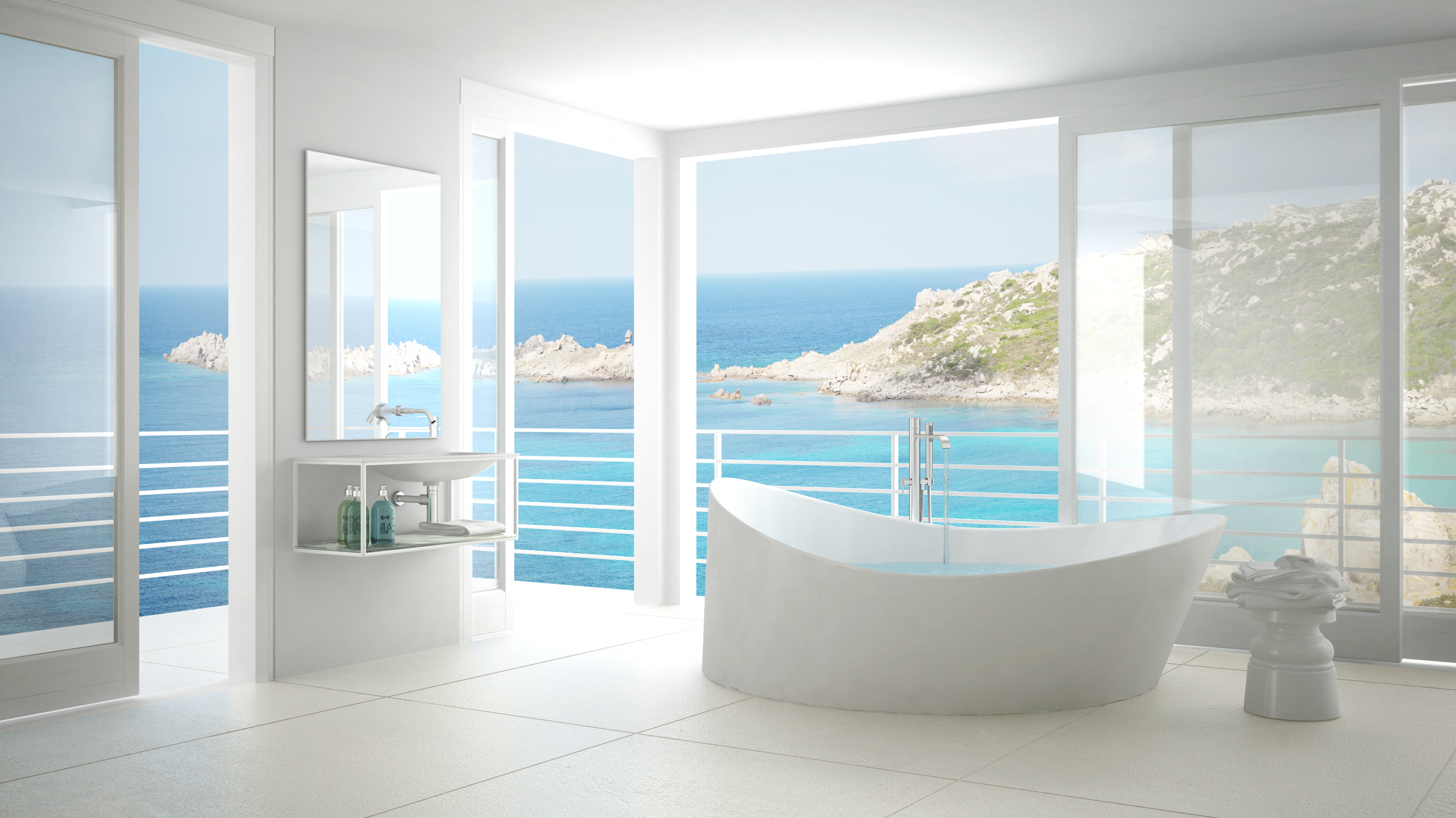 Mediterranean bathrooms Archives | DECOLAV\'s Stay in the Know!