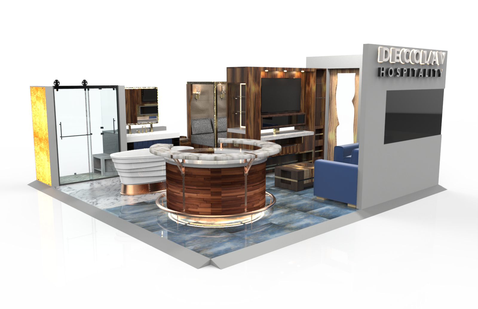 DECOLAV Hospitality to Exhibit at BDNY 2017 at the Javits Center, November 12-13th
