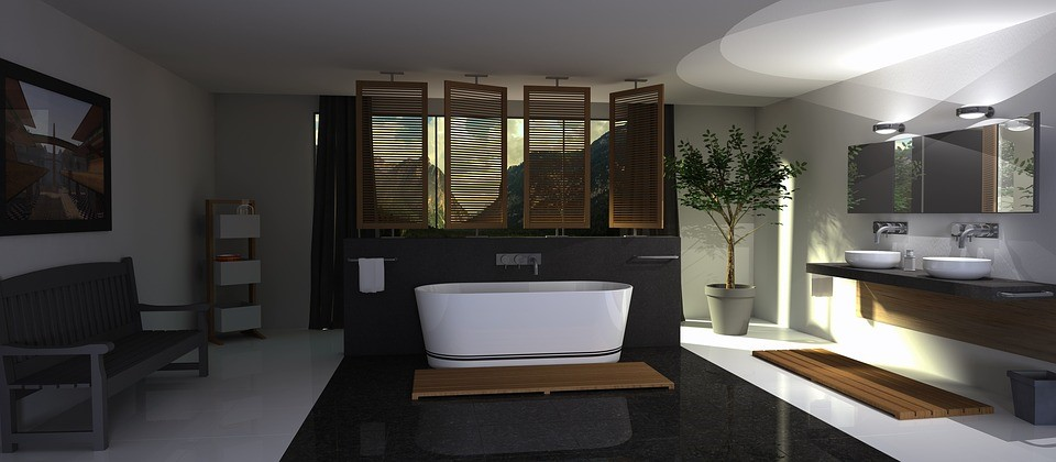 Creating Modern Bathroom Drama – In a Great Way!