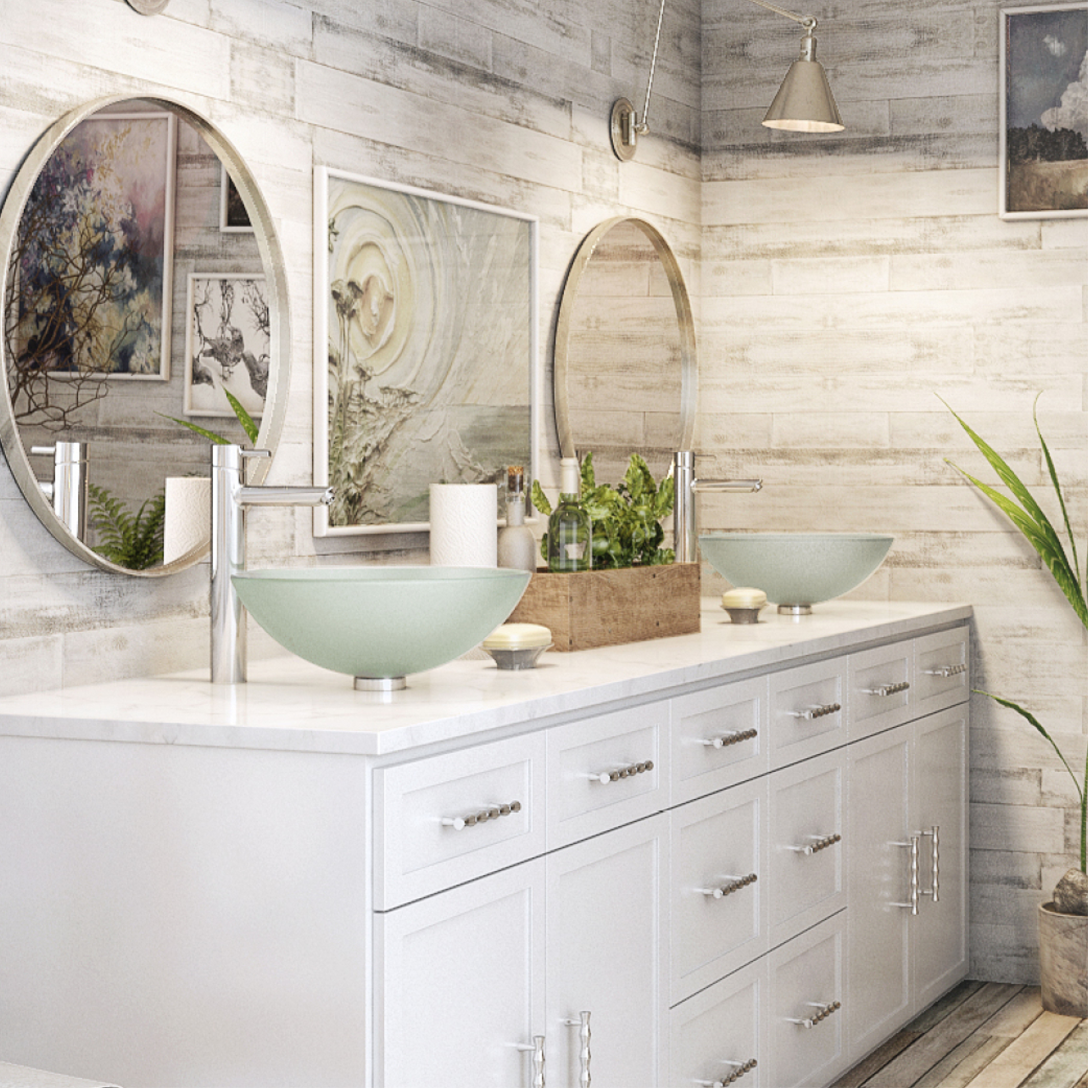 5 Steps to Easy Bathroom Remodeling